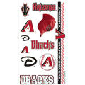 Arizona Diamondbacks Tattoos 10ct