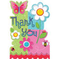 Garden Girl Thank You Notes 8ct