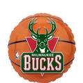 Milwaukee Bucks Balloon 18in