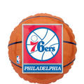 Philadelphia 76ers Balloon 18in