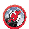 Foil New Jersey Devils Balloon 18in
