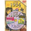 Year 1934 DVD