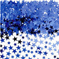 Royal Blue Star Confetti