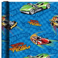 Hot Wheels Gift Wrap