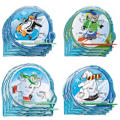 Winter Fun Mini Pinball Games 12ct
