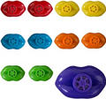 Lip Whistles 48ct