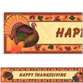 Thanksgiving Scrapbook Custom Banner