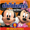 Children's Favorites Volume 1 CD