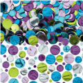 Pastel Dots Confetti 2 1/2oz