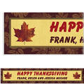 Fall Elegance Custom Banner 6ft