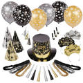 Black Tie Affair New Years <span class=messagesale><br><b>Party Kit For 50</b></br></span>