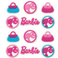 Barbie Icing Decorations 12pc
