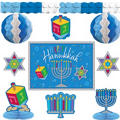Hanukkah Room Decorating Kit 10pc