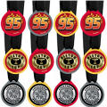 Cars Award Medals 12ct