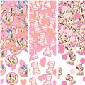 1st Birthday Minnie Mouse Confetti