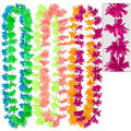 Bright Floral Leis 6ct