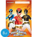 Power Rangers Megaforce Favor Bags 8ct