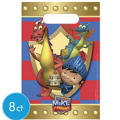 Mike the Knight Favor Bags 8ct
