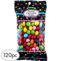 Rainbow Peanut Chocolate Drops 120pc