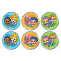 Bubble Guppies Bounce Balls 6ct
