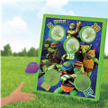 Teenage Mutant Ninja Turtles Bean Bag Toss Game 5pc