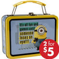 Despicable Me Minion Mini Lunch Box