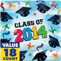 Grad Spirit 2014 Graduation Party Supplies