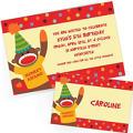Custom Monkey Party Invitations & Thank You Notes