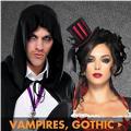 Vampire, Gothic Accessories