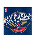 NBA New Orleans Pelicans Party Supplies