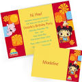 Custom Ni Hao Kai Lan Invitations & Thank You Notes