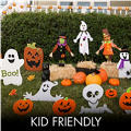 Kid-Friendly Halloween Decorations