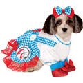 Dorothy Dog Costume - The Wizard of Oz