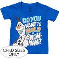 Olaf T-Shirt - Frozen