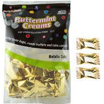 Gold Pillow Mints 50ct