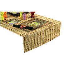 Bamboo Table Runner 6ft