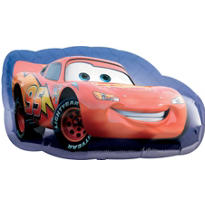 Cars Balloon - Lightning McQueen