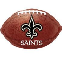 New Orleans Saints Foil Balloon 18in