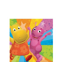 The Backyardigans Beverage Napkins 16ct