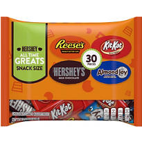 Hershey's Chocolate All Time Greats Mix 30pc