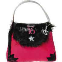 Sparkle Sweet 16 Autograph Purse