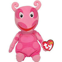 Backyardigans Uniqua the Uniqua Plush 8in