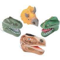 Prehistoric Dinosaurs Noses 4ct