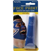 Blue Face Paint 1oz