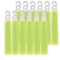 Green Glow Stick Necklaces 12ct