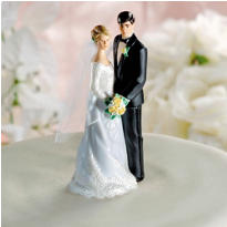 Our Day Wedding Cake Topper