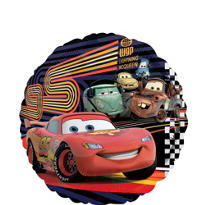 Foil Disney Cars Balloon 18in