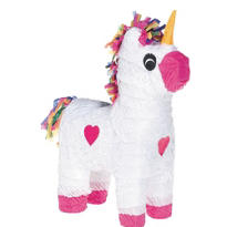 Jumbo Unicorn Pinata 27in