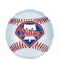 Philadelphia Phillies Foil Balloon 18in