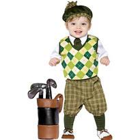 Baby Future Golfer Costume